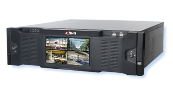 Dahua CCTV IP Video and Analytic Recording